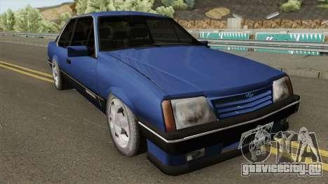 Chevrolet Monza SLE 2 Doors для GTA San Andreas