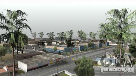 Timecyc Del Asmando V5 для GTA San Andreas