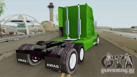 Mack Vision McDonald Recycling для GTA San Andreas