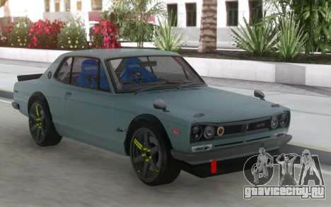 Nissan Skyline GT2000 Drift для GTA San Andreas