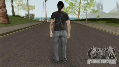 GTA Online: Paige Harris для GTA San Andreas