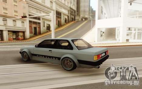 BMW E30 Static Wicked 30s для GTA San Andreas