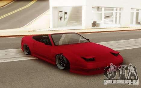 Nissan Silvia S15 Varietta Facelift 240SX для GTA San Andreas