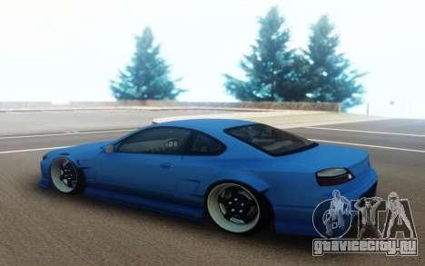Nissan Silvia S15 Moze-R для GTA San Andreas