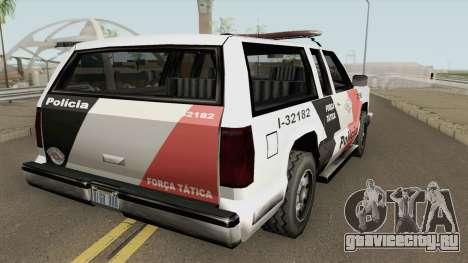Copcarla Policia SP TCGTABR для GTA San Andreas