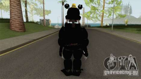 Nightmare Solid V7 для GTA San Andreas