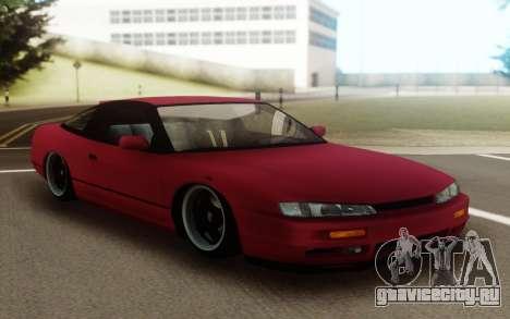Nissan 180SX Facelift Kouki для GTA San Andreas