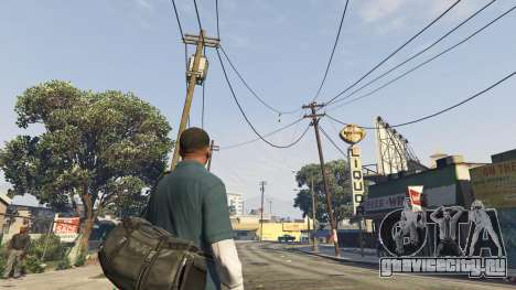 Backpack Inventory 2.9b для GTA 5