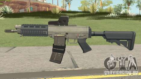 SIG SG-552 Eotech для GTA San Andreas