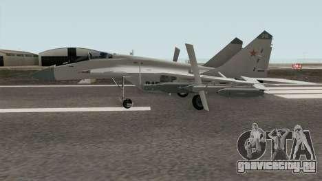 Mikoyan MiG-29K для GTA San Andreas