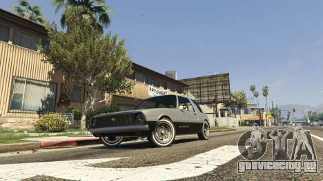 Auto Engine Sound Swapper 1.0 для GTA 5