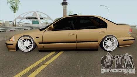 Honda Civic 1.6 для GTA San Andreas