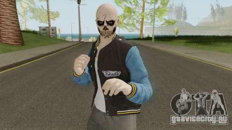 El Diablo Suicide Squad для GTA San Andreas