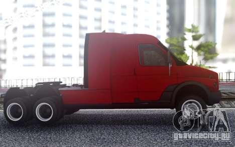 ГАЗ Ермак для GTA San Andreas