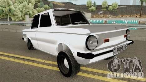 ZAZ 968 Avtosh Style для GTA San Andreas