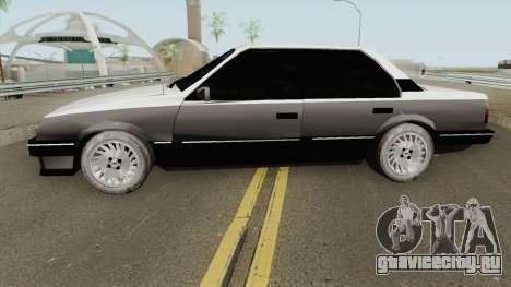 Chevrolet Monza 500 EF 4 Doors для GTA San Andreas