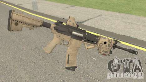 M4 With M203 Tactico для GTA San Andreas