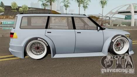 Nissan Patrol WideBody 2016 для GTA San Andreas