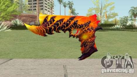 Rules of Survival Deagle Magma Demon для GTA San Andreas