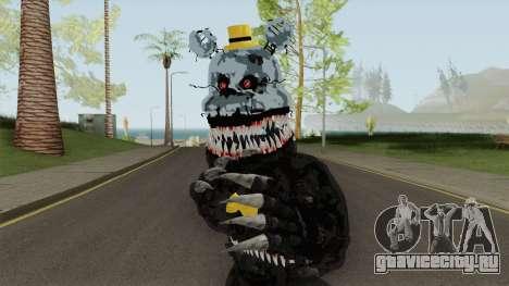 Nightmare Transparent V7 для GTA San Andreas