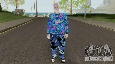 The Thug Witcher для GTA San Andreas
