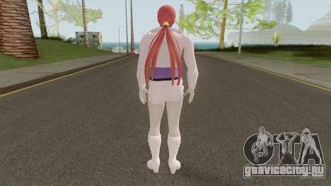 Shermie KOF 1997 для GTA San Andreas