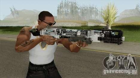 Call of Duty Black Ops 3: Dagons Glare для GTA San Andreas