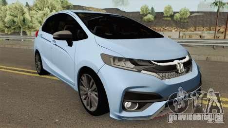 Honda Fit Facelift 2018 для GTA San Andreas