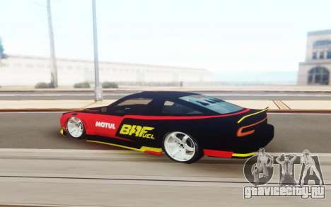 Nissan 200SX 4epa для GTA San Andreas