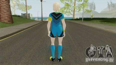 Emmy (Fortnite Soccer) для GTA San Andreas