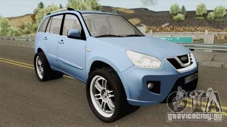 MVM X33 Sport для GTA San Andreas