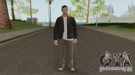 GTA Online: Agent 14 from the Heists DLC для GTA San Andreas