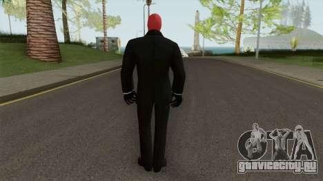 MR DeadPool для GTA San Andreas