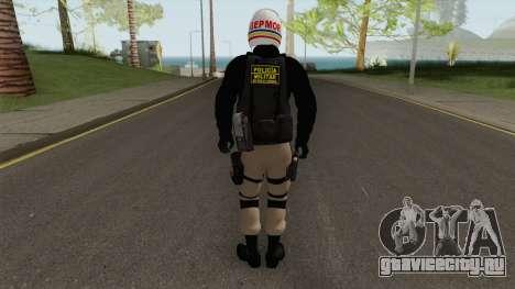 Skin Gepmor Pmmg Com Jaqueta De Frio для GTA San Andreas