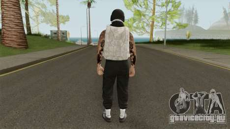Skin Ramdon GTA Online Con Normalmap для GTA San Andreas