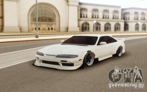 Nissan Silvia S14 Zenki для GTA San Andreas