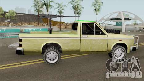 Bobcat CC GLA Technical Style для GTA San Andreas