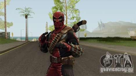 DeadPool Con Normalmap для GTA San Andreas