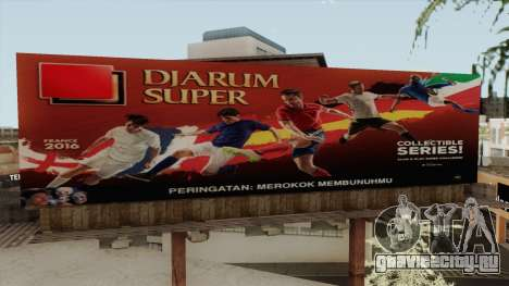 New Billboard (Final Part) для GTA San Andreas