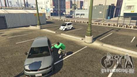 Vehicle Collision System & Vehicle Push 1.9 для GTA 5