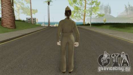 Call of Duty WWII: Corporal Green для GTA San Andreas
