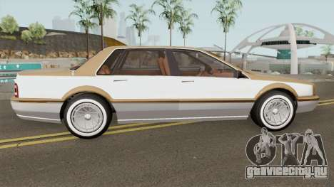 Cadillac SeVille Super Deluxe (Primo Style) 1997 для GTA San Andreas