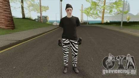 Skin Random 114 (Outfit Random) для GTA San Andreas