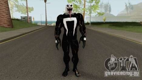 Ghost Venom Custom Skin для GTA San Andreas