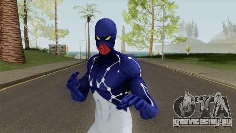 Spiderman Cosmic Suit для GTA San Andreas