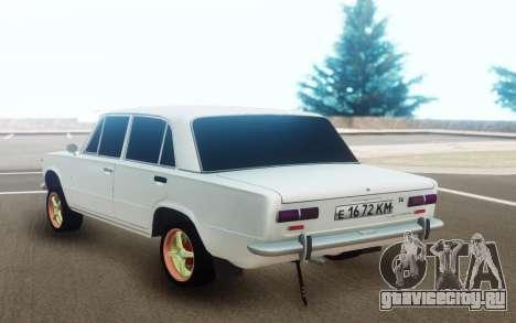ВАЗ 2101 Без капота для GTA San Andreas