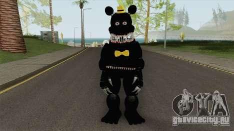 FNaF Nightmare v7 для GTA San Andreas