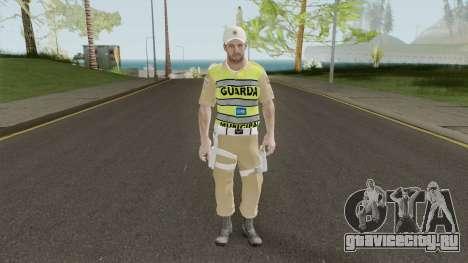Skin GMRJ для GTA San Andreas