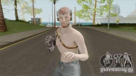 Fergus Reid V1 (Wolfenstein II) для GTA San Andreas