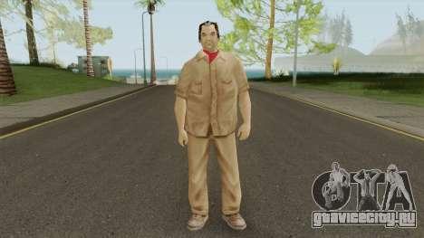 Colonel Juan Garcia Cortez (VC) для GTA San Andreas